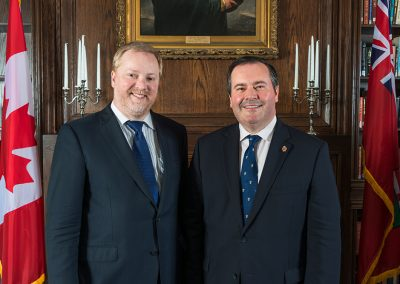 Commonwealth Defence Lunch - Jason Kenney