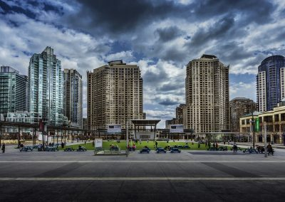 The Mississauga Celebration Square